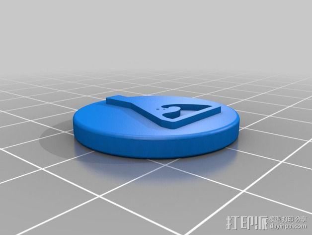 迷你火星基地模型 3D模型  图34
