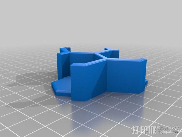 迷你火星基地模型 3D模型  图35
