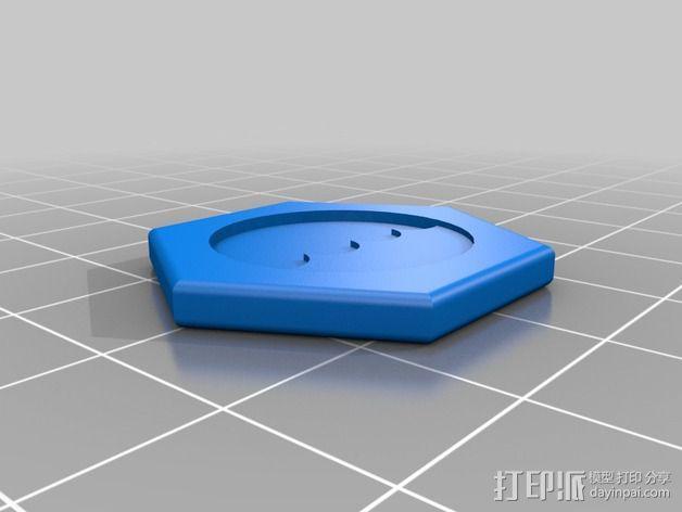 迷你火星基地模型 3D模型  图38