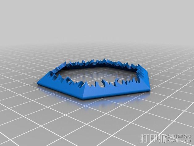 迷你火星基地模型 3D模型  图39