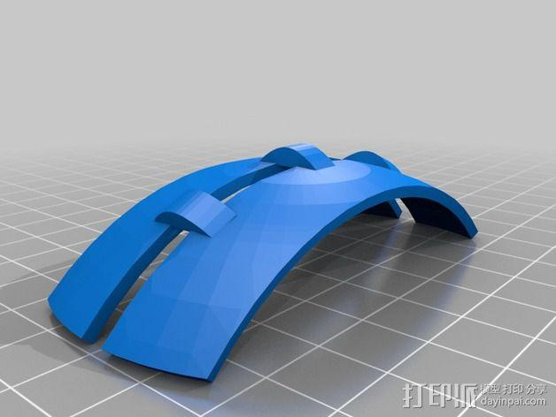 迷你火星基地模型 3D模型  图40