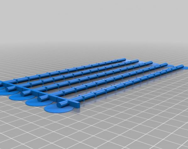 LairdWarp过山车模型 3D模型  图11