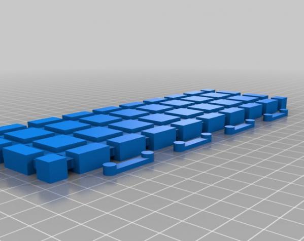 LairdWarp过山车模型 3D模型  图12