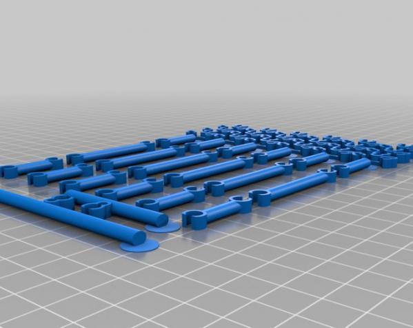 LairdWarp过山车模型 3D模型  图15
