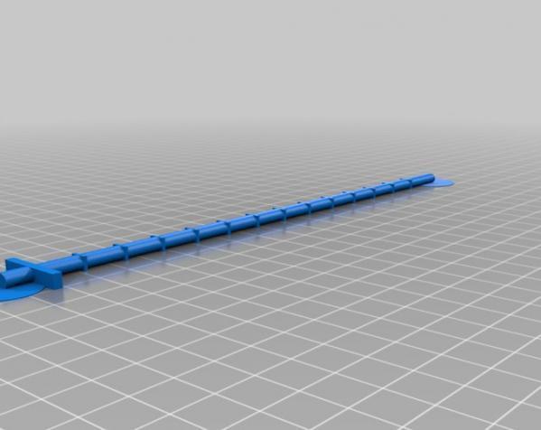 LairdWarp过山车模型 3D模型  图16