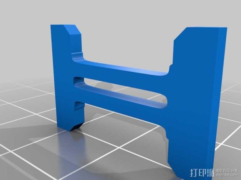 罗马数字骰子 3D模型  图5