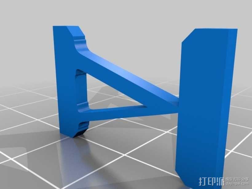 罗马数字骰子 3D模型  图8