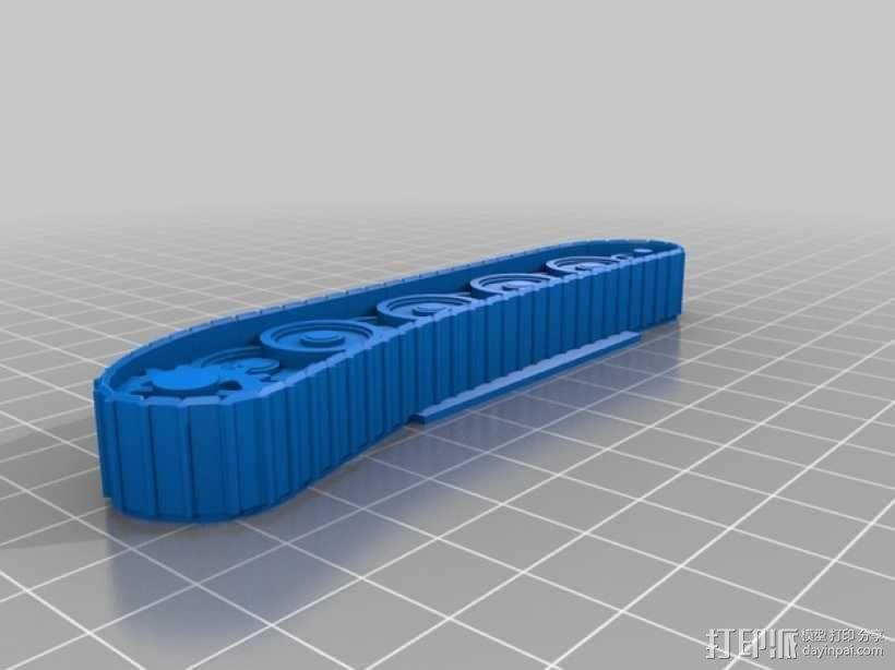 驱逐战车坦克模型 3D模型  图9