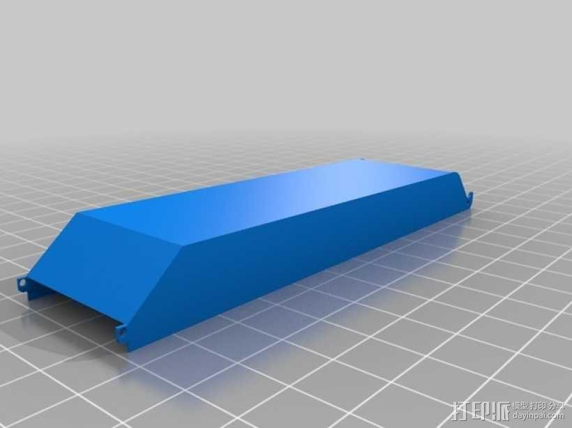 驱逐战车坦克模型 3D模型  图18