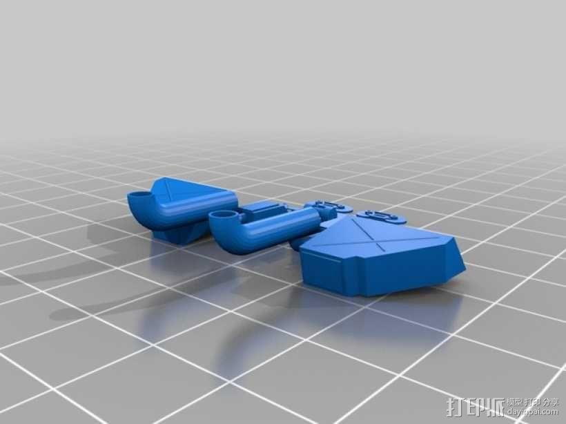驱逐战车坦克模型 3D模型  图17