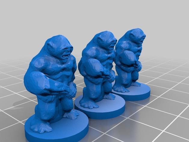 ZoneS:九大世界传奇故事 3D模型  图8