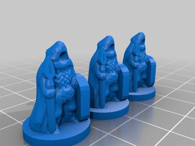 ZoneS:九大世界传奇故事 3D模型  图10
