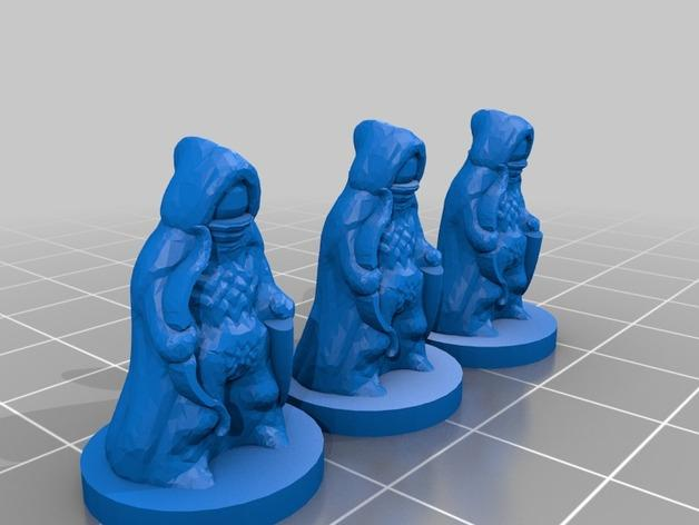 ZoneS:九大世界传奇故事 3D模型  图11