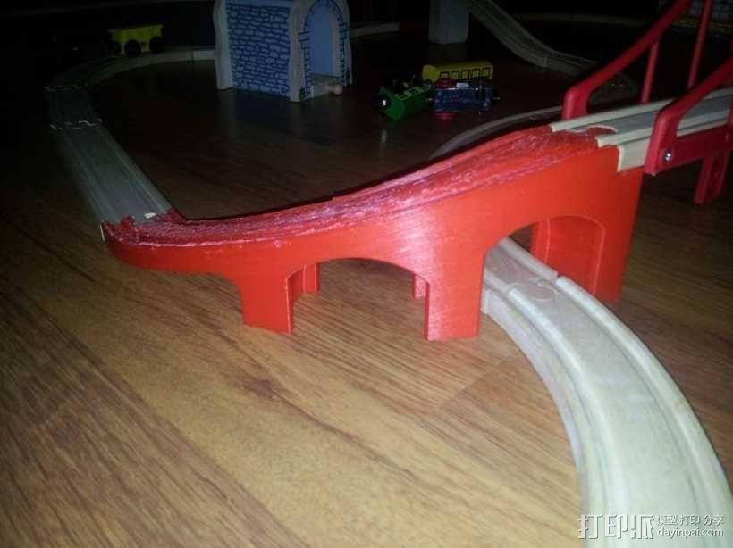 得宝桥梁匝道 3D模型  图2