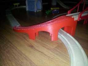 得宝桥梁匝道 3D模型