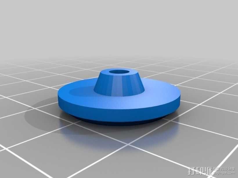 玩具火车柴油发动机模型 3D模型  图5