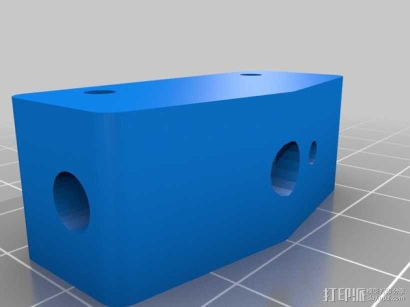 玩具火车柴油发动机模型 3D模型  图6