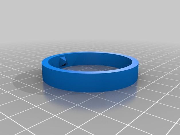 迷你圆柱体玩具 3D模型  图2