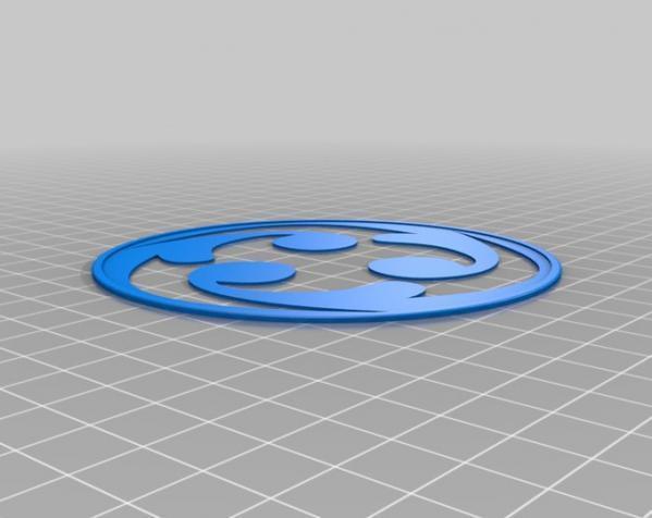改良版手里剑模型 3D模型  图2