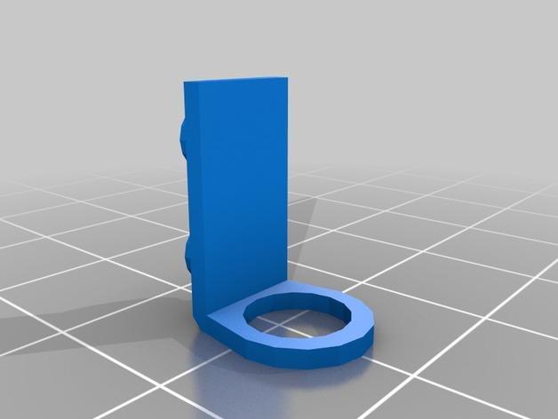 乐高玩偶背包模型 3D模型  图3