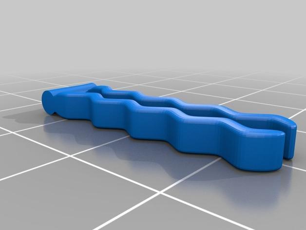 乐高玩具:闪电之刃 3D模型  图2