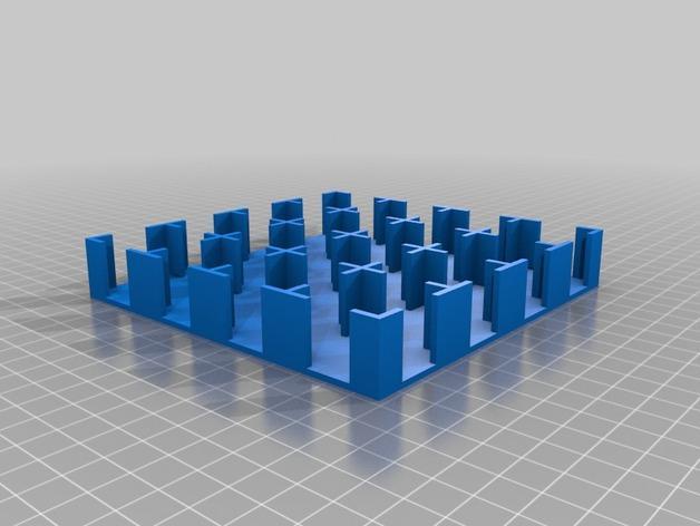 Krosmaster游戏卡托盘 3D模型  图4