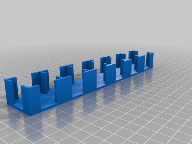 Krosmaster游戏卡托盘 3D模型  图5