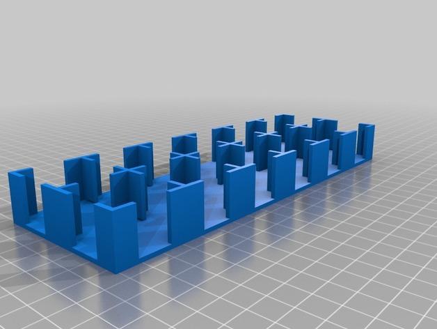 Krosmaster游戏卡托盘 3D模型  图6