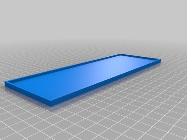 Krosmaster游戏卡托盘 3D模型  图7