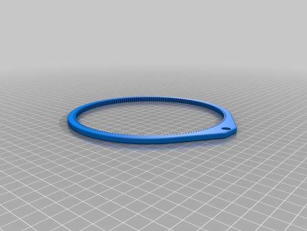 吹泡泡的小工具 3D模型  图2