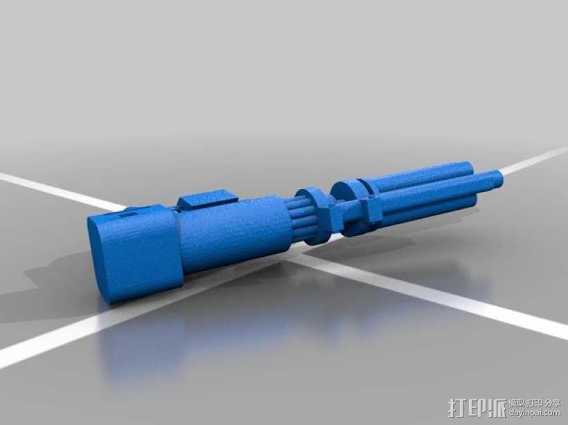 星际战士终结者模型 3D模型  图13