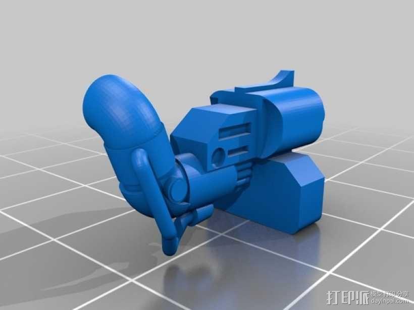 星际战士终结者模型 3D模型  图12