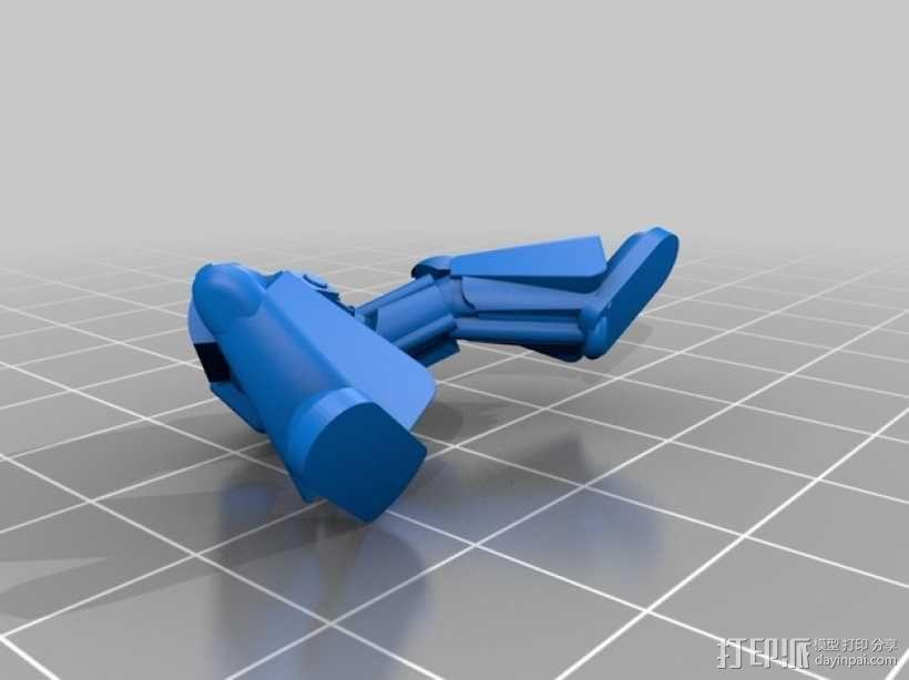 星际战士终结者模型 3D模型  图19