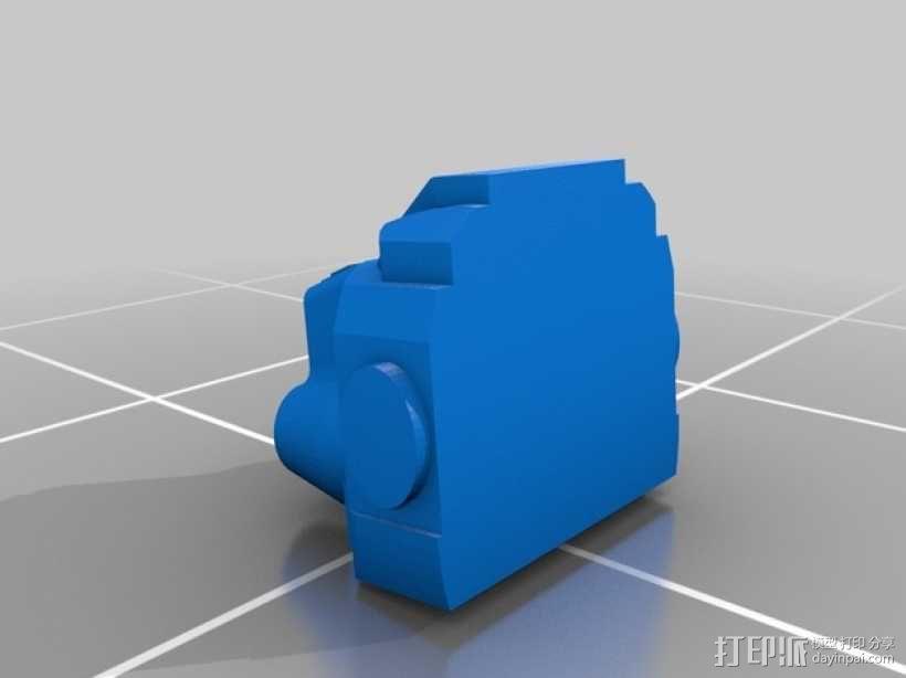 星际战士终结者模型 3D模型  图26