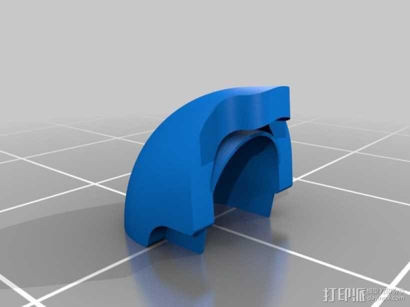 星际战士终结者模型 3D模型  图27
