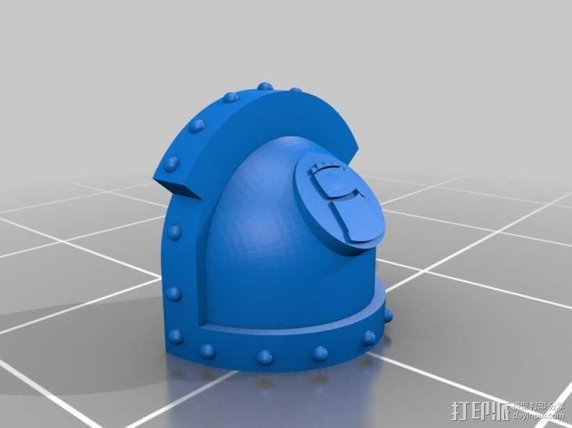 星际战士终结者模型 3D模型  图28