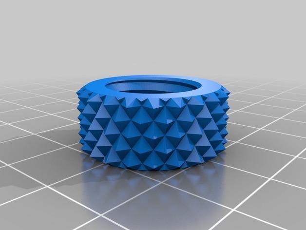 机械复古小球Makerball 3D模型  图4