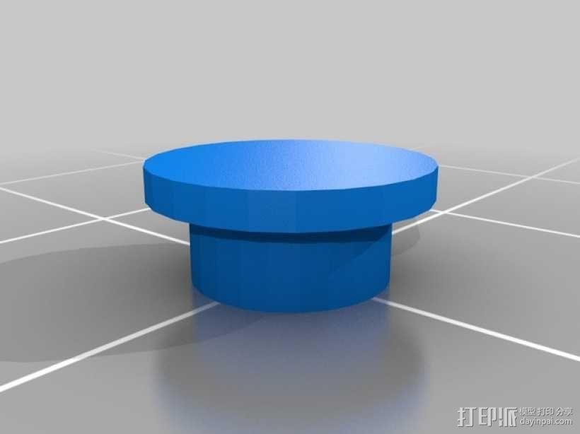 乐高玩具:绿灯侠 3D模型  图2