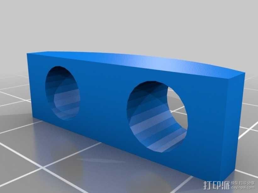 乐高玩具:绿灯侠 3D模型  图6
