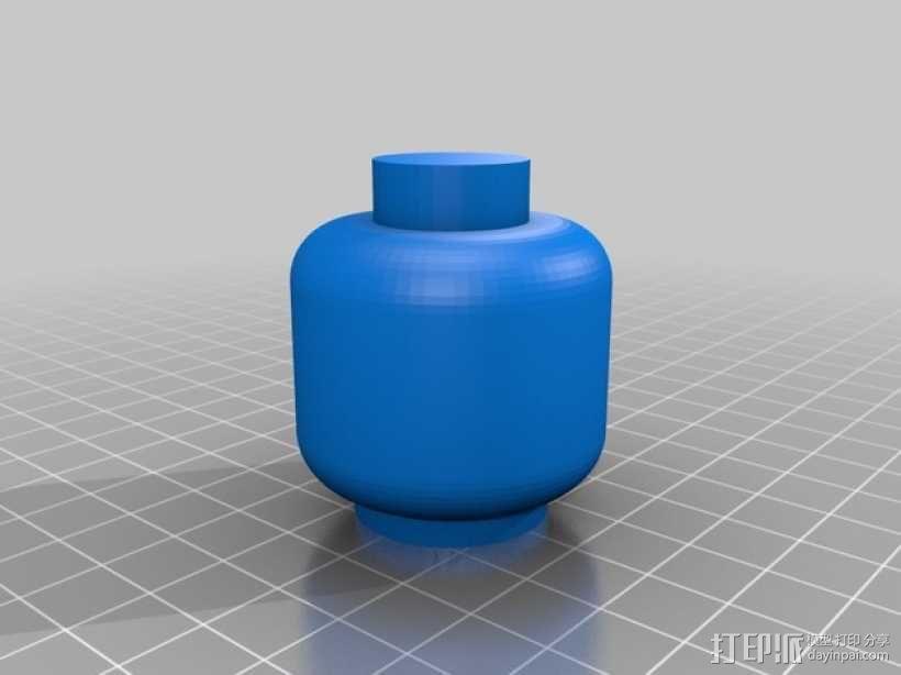 乐高玩具:绿灯侠 3D模型  图5