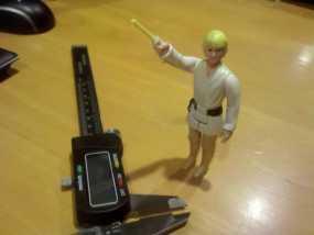 卢克·天行者:光剑 3D模型