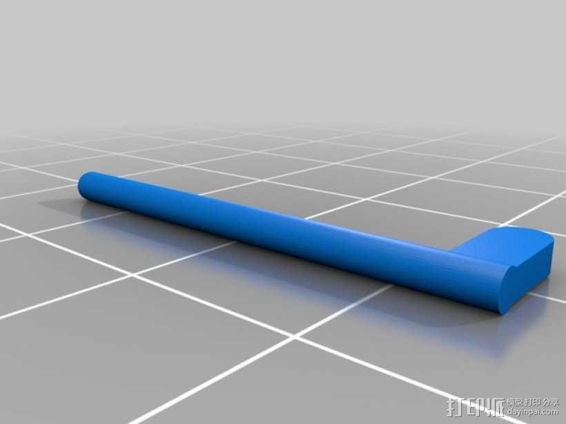 卢克·天行者:光剑 3D模型  图2