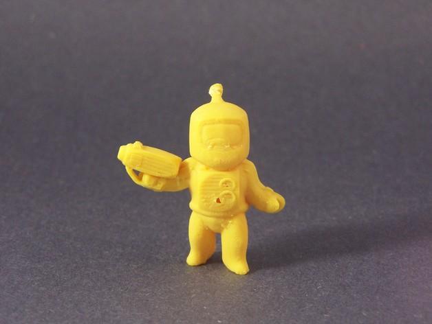 迷你星际人模型 3D模型  图7