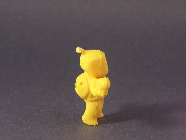迷你星际人模型 3D模型  图6