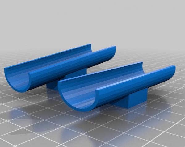 乐高滚珠轨道模型2 3D模型  图2