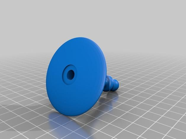 Ogo机器人圆盘模型 3D模型  图2