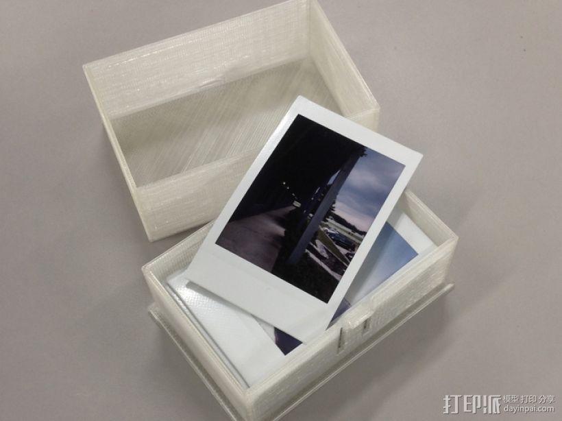 参数化的卡片盒模型 3D模型  图2