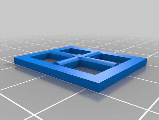 迷你墙壁模型 3D模型  图11