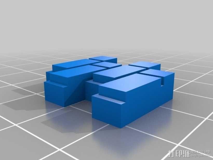 迷你墙壁模型 3D模型  图19