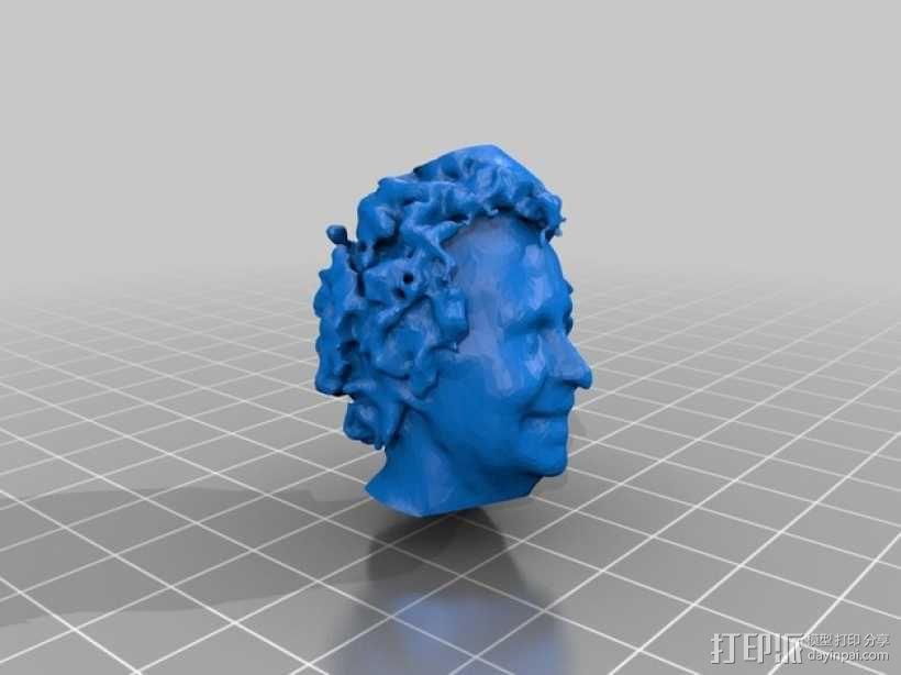 迷你手推车模型 3D模型  图10